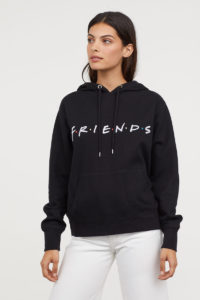 H&M Slogan Jumper